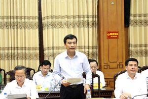 Kiểm tra việc thực hiện 'Năm dân vận chính quyền' 2018 tại tỉnh Thái Bình