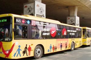 TP HCM: Tháng 12 triển khai tuyến xe buýt sân bay Tân Sơn Nhất – Vũng Tàu