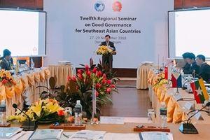 Việt Nam tăng cường hợp tác quốc tế trong đấu tranh phòng, chống tội phạm tham nhũng
