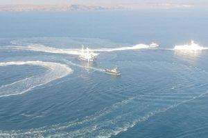 Nga tìm thấy tài liệu bí mật trên tàu Ukraine bị bắt giữ