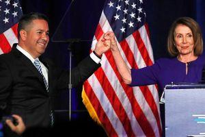 Phe Dân chủ đề cử bà Nancy Pelosy làm Chủ tịch Hạ viện Mỹ