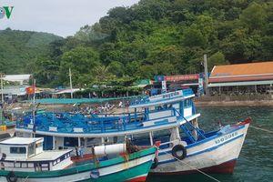 Kiên Giang cần chấm dứt tình trạng khai thác hải sản bất hợp pháp