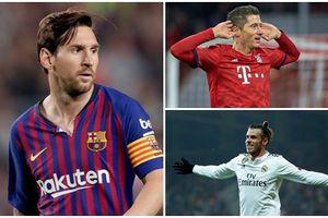 Cầu thủ xuất sắc nhất Champions League 2018/2019: Messi 'vô đối'