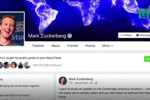 Facebook đối mặt với khủng hoảng chưa từng có, cổ phiếu tiếp tục giảm