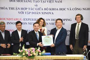 Thành lập trung tâm Đổi mới Sáng tạo Toàn cầu tại Việt Nam