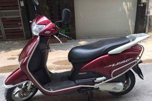 Những lỗi vặt trên mẫu xe Honda Lead được phụ nữ Việt tin dùng