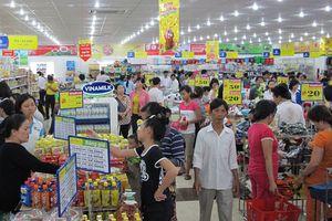 Hà Nội: Lưu chuyển hàng hóa và doanh thu dịch vụ tăng 9,4%