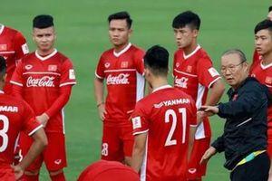 Tin vui trước thềm bán kết lượt đi: Mục tiêu của HLV Park Hang- seo đã đạt được, màn trình diễn xuất sắc giúp Việt Nam tăng bậc tại xếp hạng FIFA