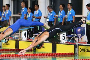 Khép lại môn Lặn với chiến thắng thuyết phục thuộc về thành phố Hồ Chí Minh