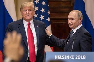 Tổng thống Trump hủy cuộc họp với ông Putin bên lề G20