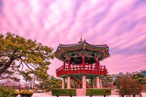 Ghé thăm những điểm đến 'thần tiên' đẹp mê hồn ở Hàn Quốc