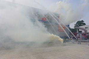 Các lực lượng tham gia giải quyết tình huống cứu nạn, cứu hộ, chữa cháy