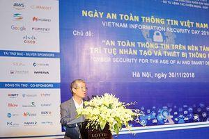 An toàn thông tin mạng là lĩnh vực Việt Nam có thể có bước tiến mạnh mẽ