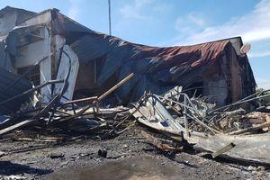 Bình Phước: Khởi tố vụ cháy xe bồn khiến 6 người chết