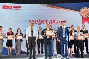 VietJet: Hãng hàng không được khách hàng lựa chọn nhiều nhất