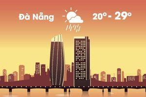 Thời tiết ngày 30/11: Sài Gòn nắng 33 độ C