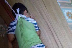 Thành lập hội đồng kỷ luật giáo viên buộc bé 4 tuổi vào cửa sổ
