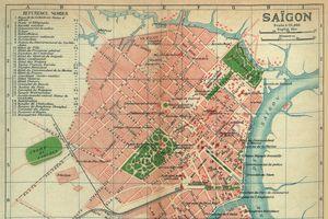 Sài Gòn 300 năm trước có hình dáng như thế nào?