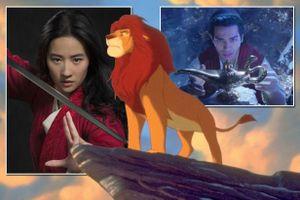 Bội thực với phim chuyển thể từ hoạt hình và bài toán khó cho Disney