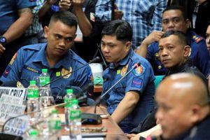 3 cảnh sát Philippines đầu tiên bị kết án trong cuộc chiến ma túy