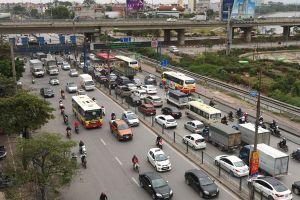 Nguy hiểm ở các nút giao thông