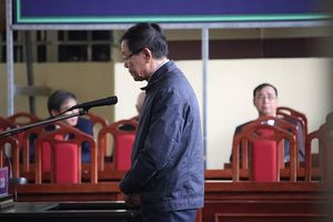 Ông Vĩnh, ông Hóa lại 'cao huyết áp' khi tòa tuyên án