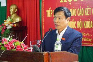 Bộ trưởng Nguyễn Ngọc Thiện tiếp xúc cử tri tại TT Huế: Giải đáp nhiều vấn đề cử tri quan tâm