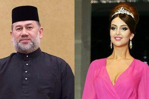Nhà vua Malaysia và Hoa hậu Mátxcơva chuẩn bị có con trước khi kết hôn