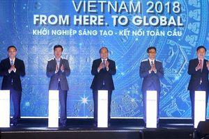 Thủ tướng dự khai mạc Ngày hội Khởi nghiệp đổi mới sáng tạo quốc gia
