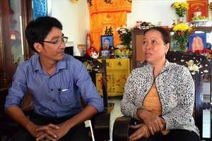 Tổ chức Công đoàn xoa dịu nỗi đau cho gia đình nạn nhân tử vong do tai nạn lao động