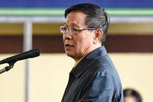 Phan Văn Vĩnh nhận mức án cao hơn đề nghị của VKSND