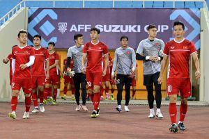 Đội tuyển Việt Nam vào TOP 100 thế giới trước trận gặp Philippines