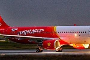 Máy bay gặp sự cố tại sân bay Buôn Ma Thuột sau khi hạ cánh
