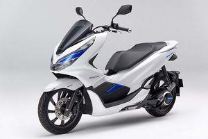 Honda ra mắt dịch vụ cho thuê xe tay ga điện PCX Electric từ hôm nay