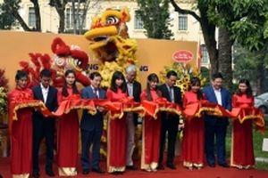 Hà Nội có thêm một tuyến xe buýt du lịch hai tầng
