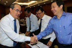 Bí thư Thành ủy TP HCM: Phải nhận sai và sửa chữa!