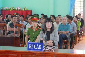 Tuyên phạt bị cáo Huỳnh Thục Vy 2 năm 9 tháng tù về tội 'Xúc phạm Quốc kỳ'