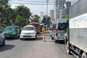 Giải quyết tình trạng kẹt xe ở Nha Trang
