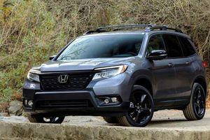 Honda Passport 2019 có gì để 'đấu' Hyundai SantaFe?