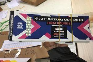 VFF nói gì về việc mua vé online AFF Cup 2018