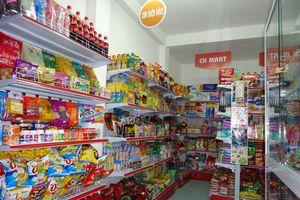 'Chiết khấu cao' ngăn hàng Việt vào siêu thị?