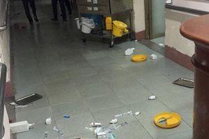 Khởi tố vụ án hình sự gây rối trật tự tại Bệnh viện đa khoa tỉnh Hà Nam