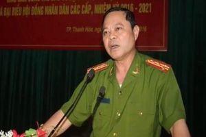 Tạm đình chỉ Trưởng công an TP Thanh Hóa bị tố nhận 260 triệu đồng 'chạy án'