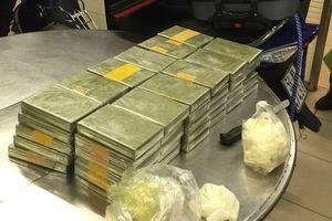 Dấu hiệu chuyển dịch địa bàn của tội phạm ma túy