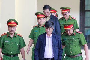 Đang tuyên án hai cựu tướng công an và đường dây đánh bạc ngàn tỉ
