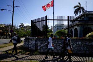 Thêm nhà ngoại giao Canada mắc bệnh lạ tại Cuba