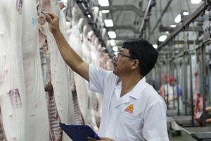Thịt ngoại tìm đường đổ bộ vào thị trường Việt Nam
