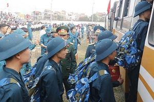 Hà Nội ban hành chỉ thị về việc tuyển chọn và gọi công dân nhập ngũ năm 2019