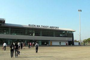 Sân bay Buôn Ma Thuột mở cửa trở lại sau sự cố máy bay Vietjet