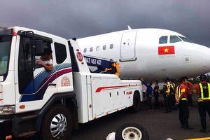 Bên trong sân bay Buôn Ma Thuột sau sự cố máy bay Vietjet hạ cánh